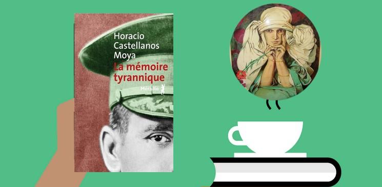 « La mémoire tyrannique », un roman riche et touffu