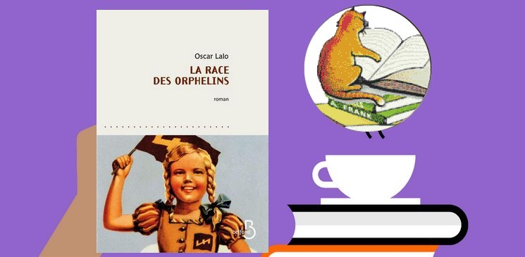 """""""La race des orphelins"""", un récit fort, aux mots percutants !"""