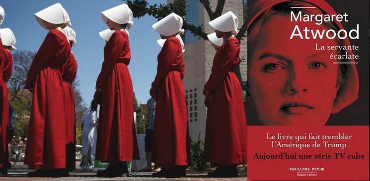 La Servante écarlate, un coup de génie de Margaret Atwood