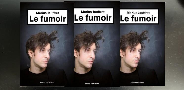 """""""le Fumoir"""", un texte qui dépasse le témoignage : interview de Marius Jauffret"""