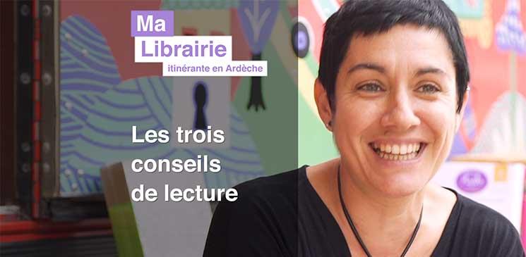 Ma librairie itinérante en Ardèche : la passion de la lecture pour toutes et tous