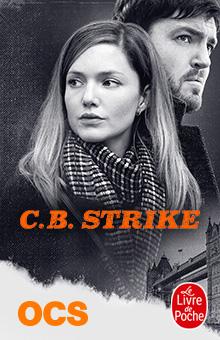 On aime, on vous fait gagner C.B. Strike – Blanc Mortel, de Robert Galbraith (alias J.K. Rowling)