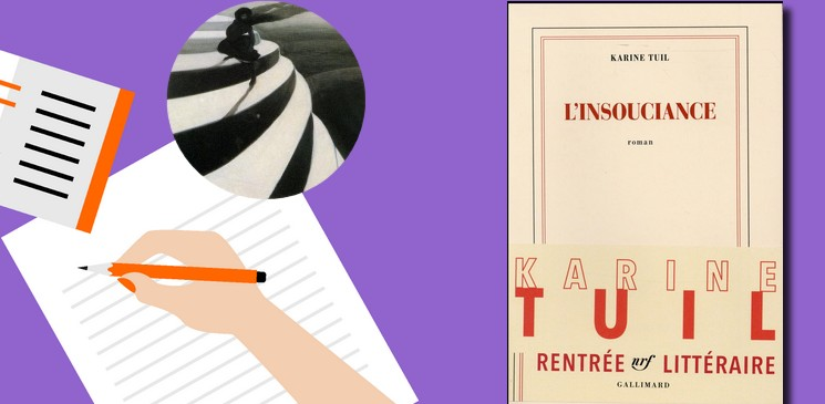 """Lectrice du mois d'octobre, Virginie revient sur la rencontre avec Karine Tuil pour son roman """"L'insouciance"""""""