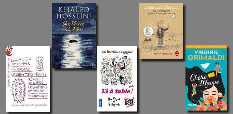 Ces livres qu'on aime offrir pour faire plaisir à soi et aux autres… !