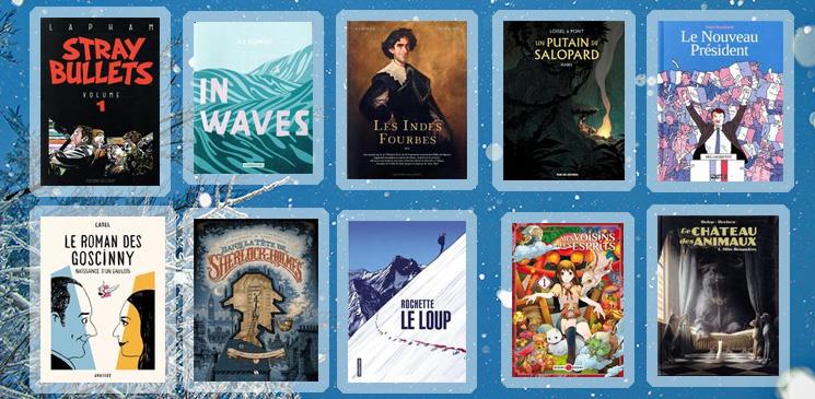 Bilan 2019 : les 10 bandes dessinées à retenir... et à offrir à Noël !