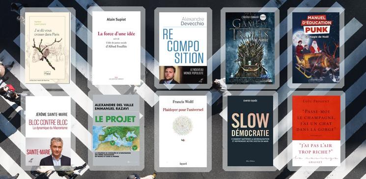 Essais, récits, docs, du rire et du sérieux : La non-fiction sous le sapin