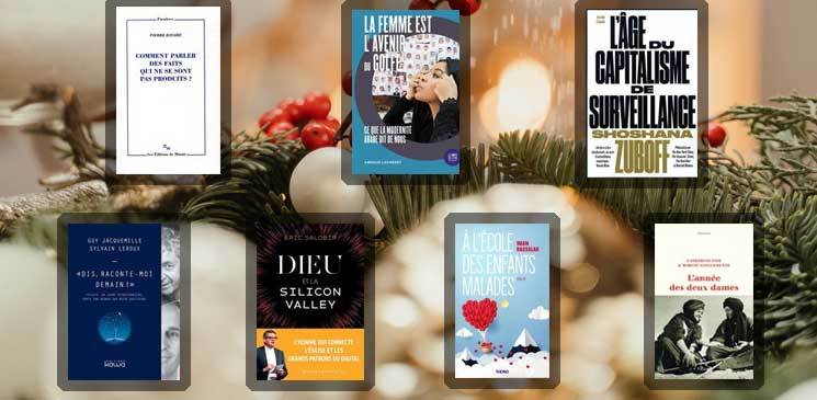 7 essais de Noël, 7 idées de cadeaux !