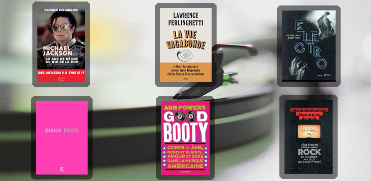 6 livres incontournables pour fêter toutes les musiques