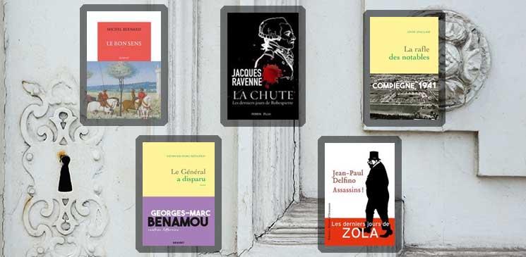 Quels sont les romans historiques à lire en ce moment ?