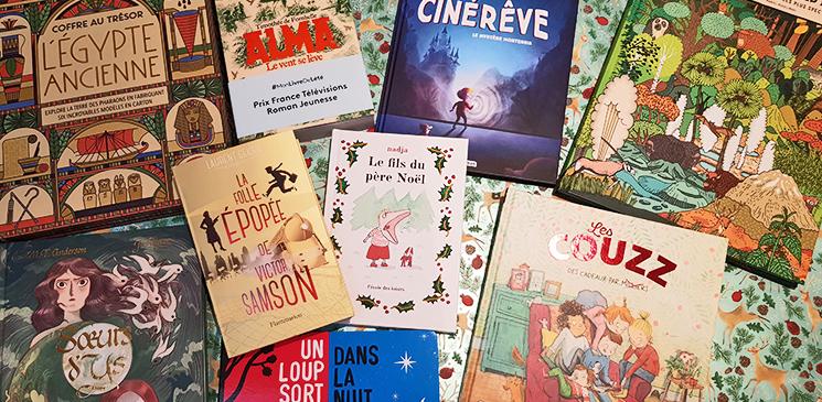 Livres jeunesse : les coups de cœur à offrir pour Noël !
