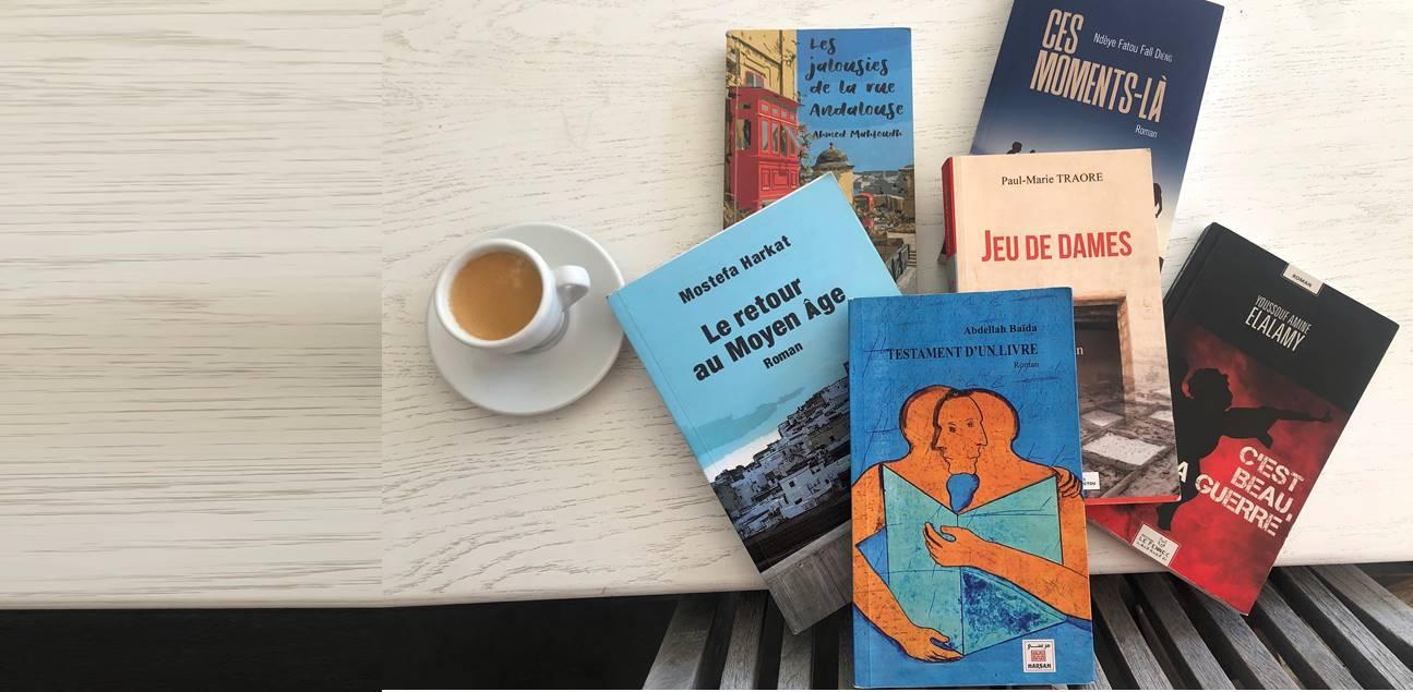 Présentation des six romans finalistes du Prix Orange du Livre en Afrique 2020