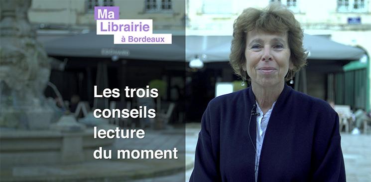De l'engagement pour la lecture et des découvertes littéraires – Ma librairie à Bordeaux