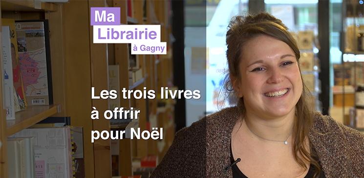 Ma librairie à Gagny : quels sont les 3 livres à offrir pour Noël ?