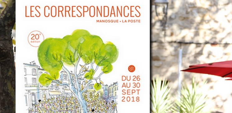 Les Correspondances de Manosque : la 20e édition du festival de la rentrée littéraire