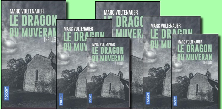 On aime, on vous fait gagner « Le dragon de Muveran » de Marc Voltenauer