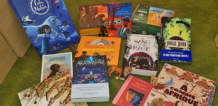 A la découverte de l'Afrique : les meilleurs livres jeunesse du moment