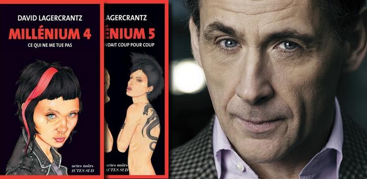 Venez rencontrer David Lagercrantz, l'auteur de la suite des romans Millénium