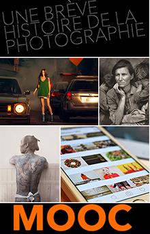 Une brève histoire de la photographie avec le MOOC photo