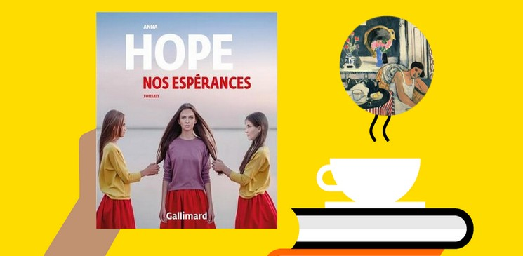 """""""Nos espérances"""", un livre sur l'amitié"""