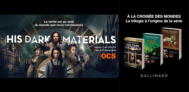 On aime, on vous fait gagner « À la croisée des mondes », la trilogie à l'origine de la série « His Dark Materials » !