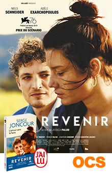 Gagnez des places de cinéma pour « Revenir » ou des livres « L'amour sans le faire »