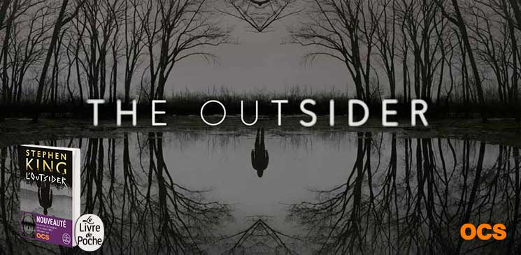 On aime, on vous fait gagner « L'Outsider », le roman de Stephen King à l'origine de la série HBO