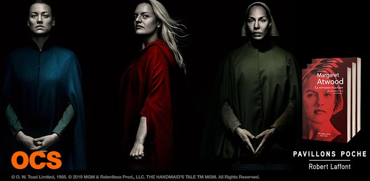 Evénement The Handmaid's Tale : La Servante écarlate