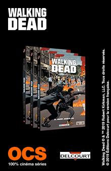 On aime, on vous fait gagner le nouveau tome de Walking Dead !