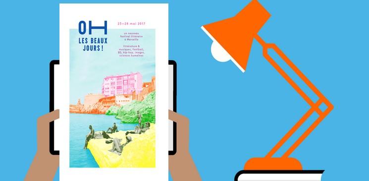 Oh les beaux jours ! à Marseille, un festival pour un accès à la lecture pour tous