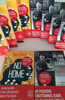 """On aime, on vous fait gagner """"No home"""" de Gyasi Yaa ou """"Par amour"""" de Valerie Tong Cuong"""