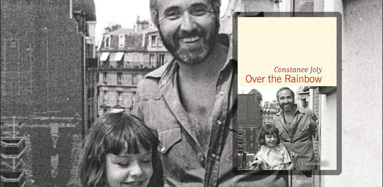 "On aime, on vous fait gagner ""Over the Rainbow"" de Constance Joly"