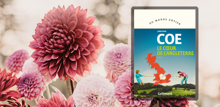"""""""Le Cœur de l'Angleterre"""" de Jonathan Coe, premier du Palmarès de la Rentrée littéraire - Catégorie roman étranger"""