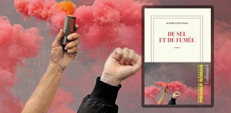 """""""De sel et de fumée"""" d'Agathe Saint-Maur : totalement à bout de souffle"""