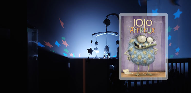 """""""Jojo l'affreux"""" : de l'humour et de la douceur pour apprivoiser ses peurs"""