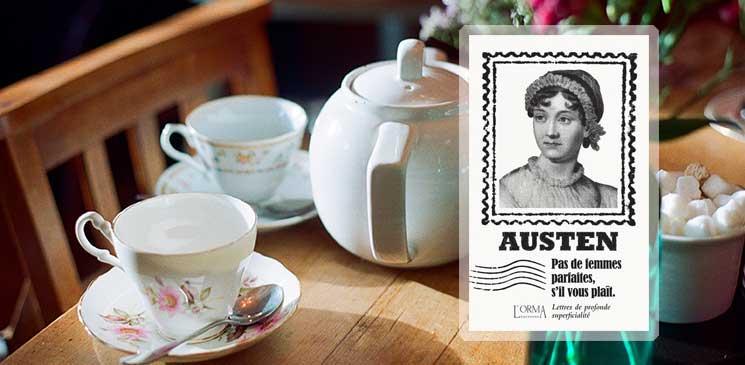 A la découverte des lettres de Jane Austen : de l'intime à l'universel
