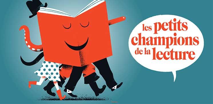 Et si vous faisiez partie du jury des Petits Champions de la lecture ?