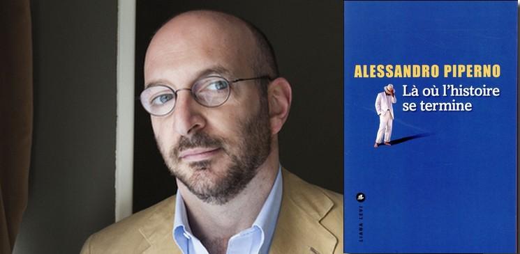 Alessandro Piperno répond à nos questions et vous dit tout