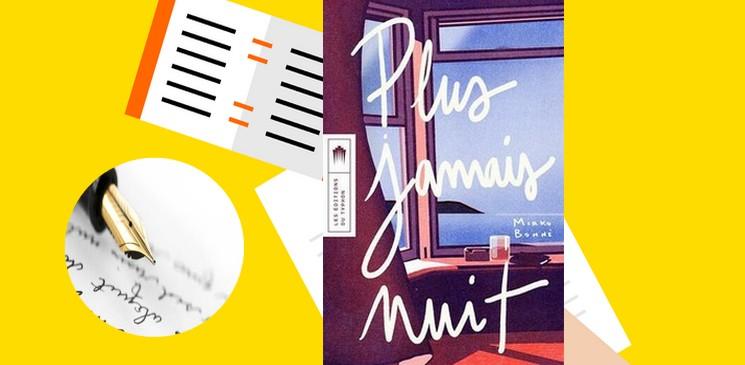 """""""Plus jamais la nuit"""", un roman qui passe de l'ombre à la lumière"""