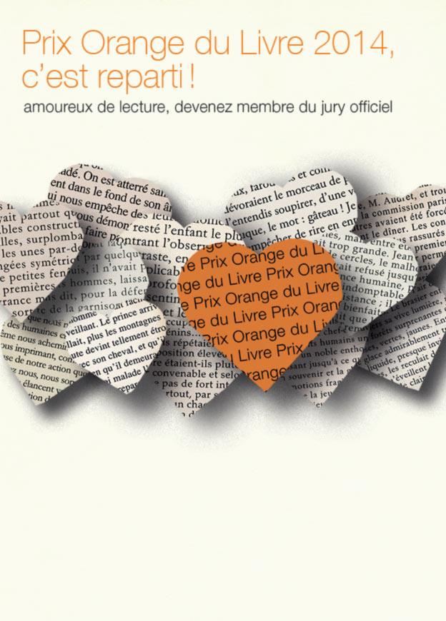 Devenez membre du jury de la 6e édition du Prix Orange du Livre aux côtés d'Erik Orsenna