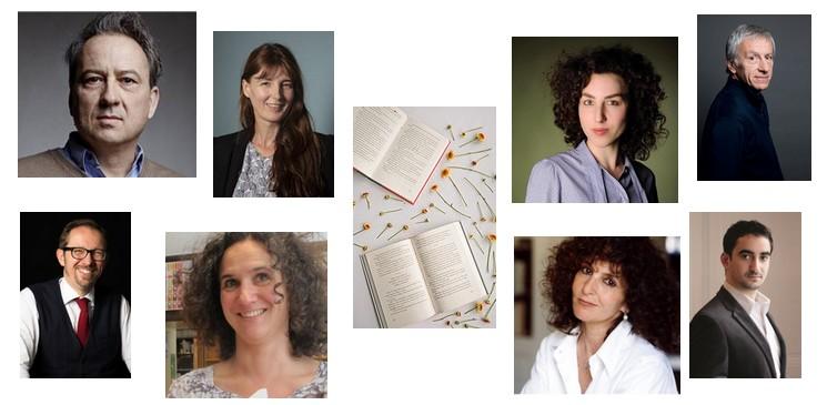 Découvrez les auteurs et libraires, membres du Prix Orange du Livre 2019 !
