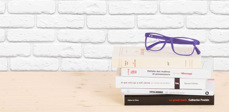 Le jury du Prix Orange du Livre 2016 a sélectionné les cinq finalistes
