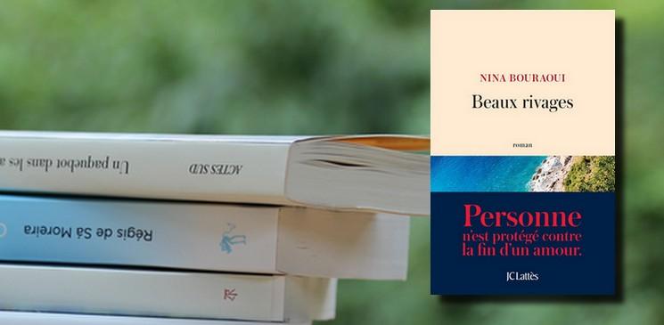 """#RL2016 Pour ou Contre ? Hervé ou Marie-Laure ? """"Beaux rivages"""" de Nina Bouraoui"""
