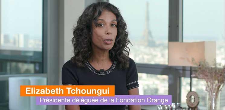 Présentation de la 3e édition du Prix Orange du Livre en Afrique, par Elizabeth Tchoungui