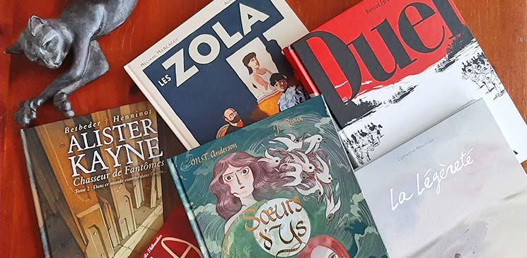 Rejoignez le jury de la 2e édition du Prix BD Lecteurs.com !