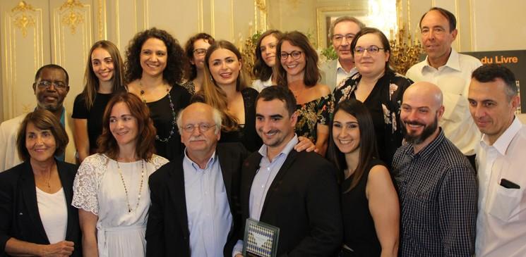 """10e édition du Prix Orange du Livre : Joachim Schnerf récompensé pour """"Cette nuit"""""""