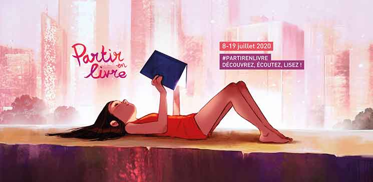 Partir en Livre 2020 : comment profiter du grand rendez-vous du livre jeunesse ?