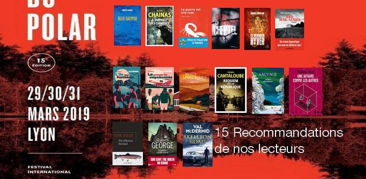 Les 15 polars qu'il faut lire cette année