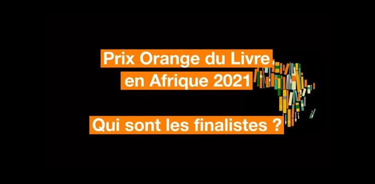 Et les six finalistes du Prix Orange du Livre en Afrique 2021 sont…