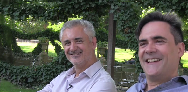 La rencontre avec les auteurs du polar ésotérique de l'été