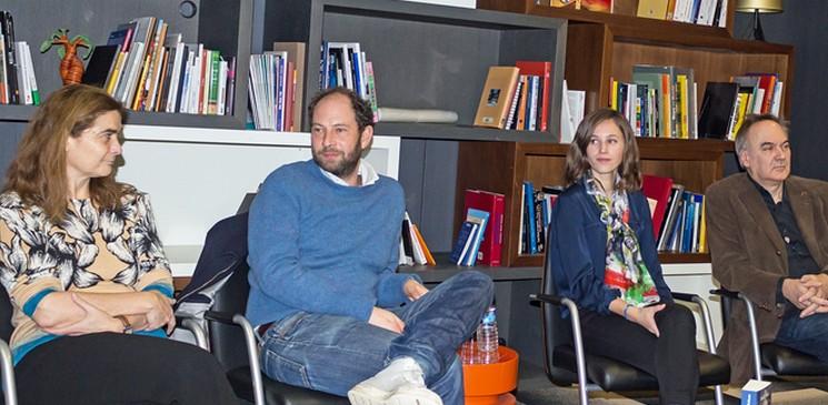 Rencontre avec Kaouther Adimi, Gaëlle Nohant, Vincent Delecroix, Olivier Guez, Hervé Le Tellier, les auteurs de la rentrée littéraire !